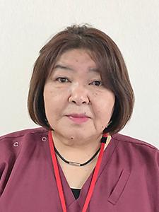 支部長 谷川 秀子