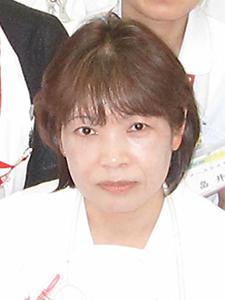 幹事長 小橋 三津子