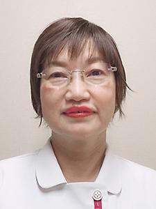 支部長 尾崎 美智子