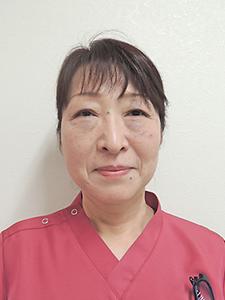 幹事長 山中 久美子