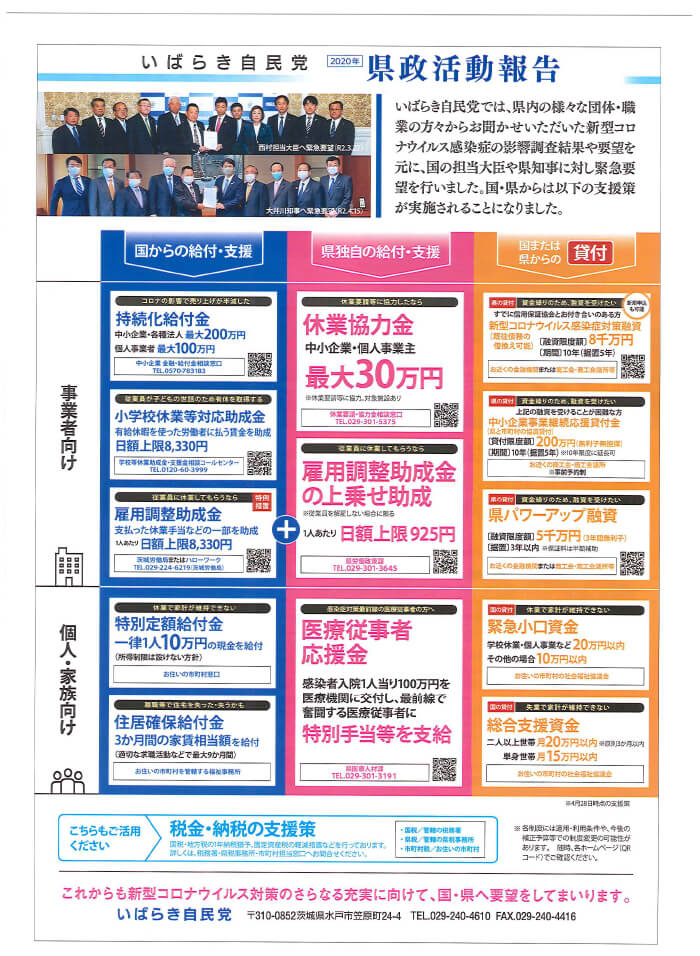 いばらき自民党県政活動報告-2